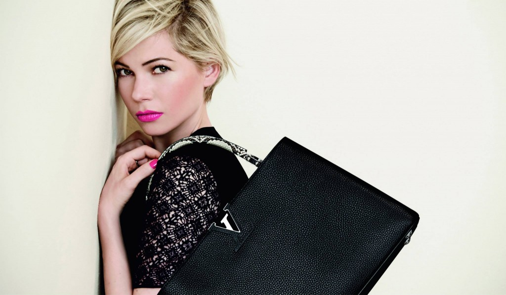 michelle williams l 39 g rie chic de louis vuitton maryo 39 s bazaar. Black Bedroom Furniture Sets. Home Design Ideas