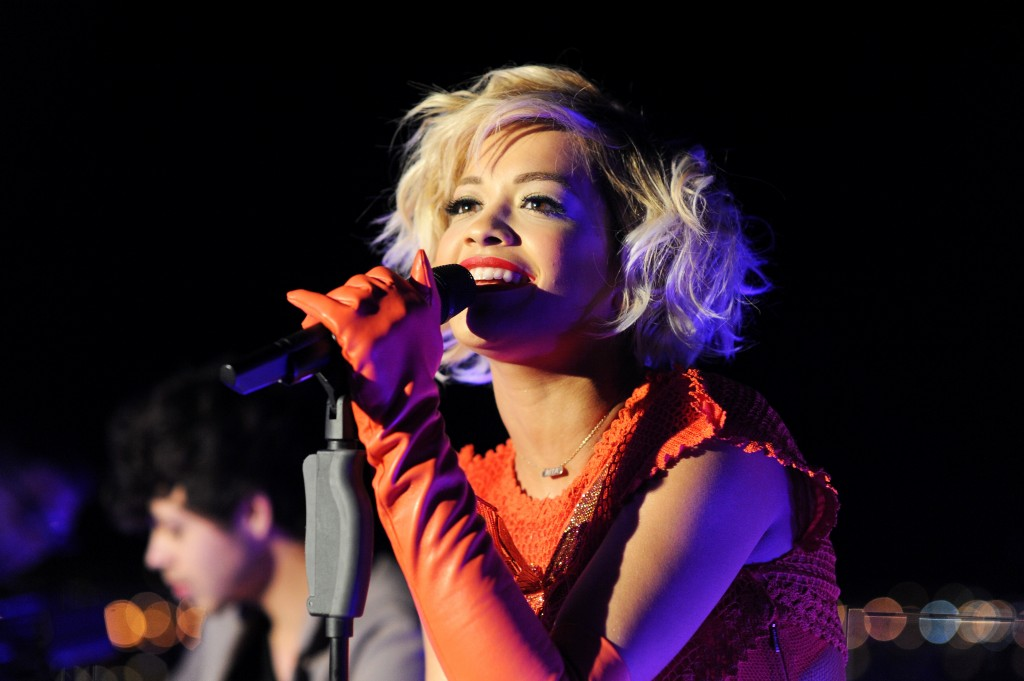 Belvedere Vodka's Cannes party featuring a performance from Rita Ora - Inside