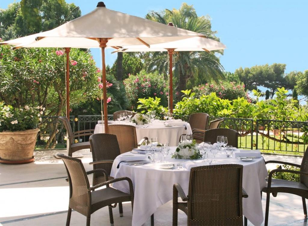 Grand Hotel du Cap-Ferrat restaurant le Cap 02