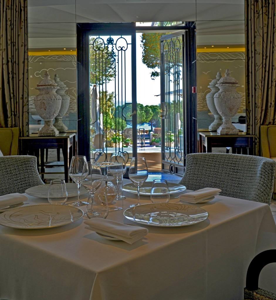 Grand Hotel du Cap-Ferrat restaurant le Cap