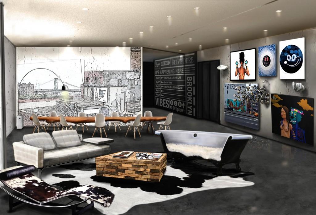 Lounge J.W. Marriott_La Chambre Noire HD