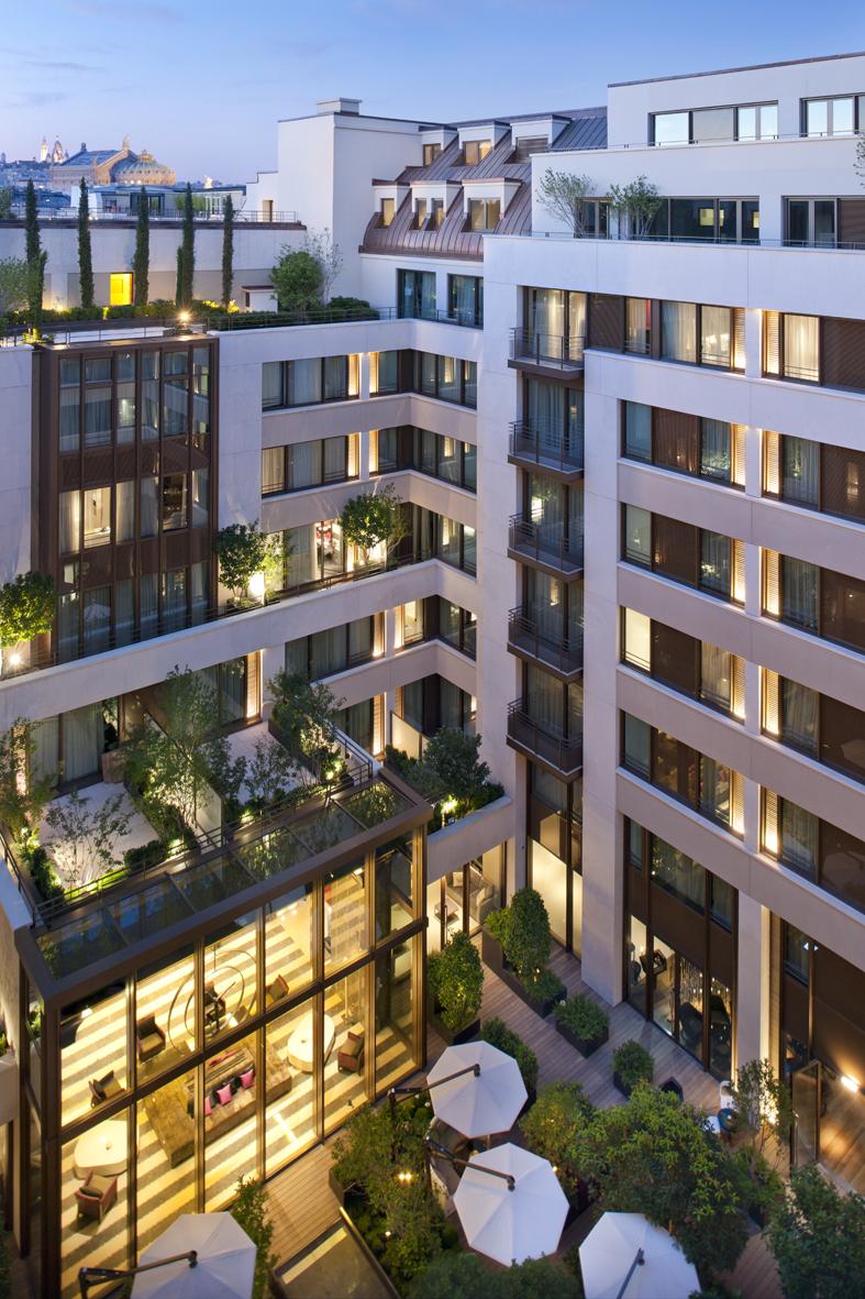 le printemps s 39 invite au mandarin oriental paris maryo 39 s bazaar. Black Bedroom Furniture Sets. Home Design Ideas