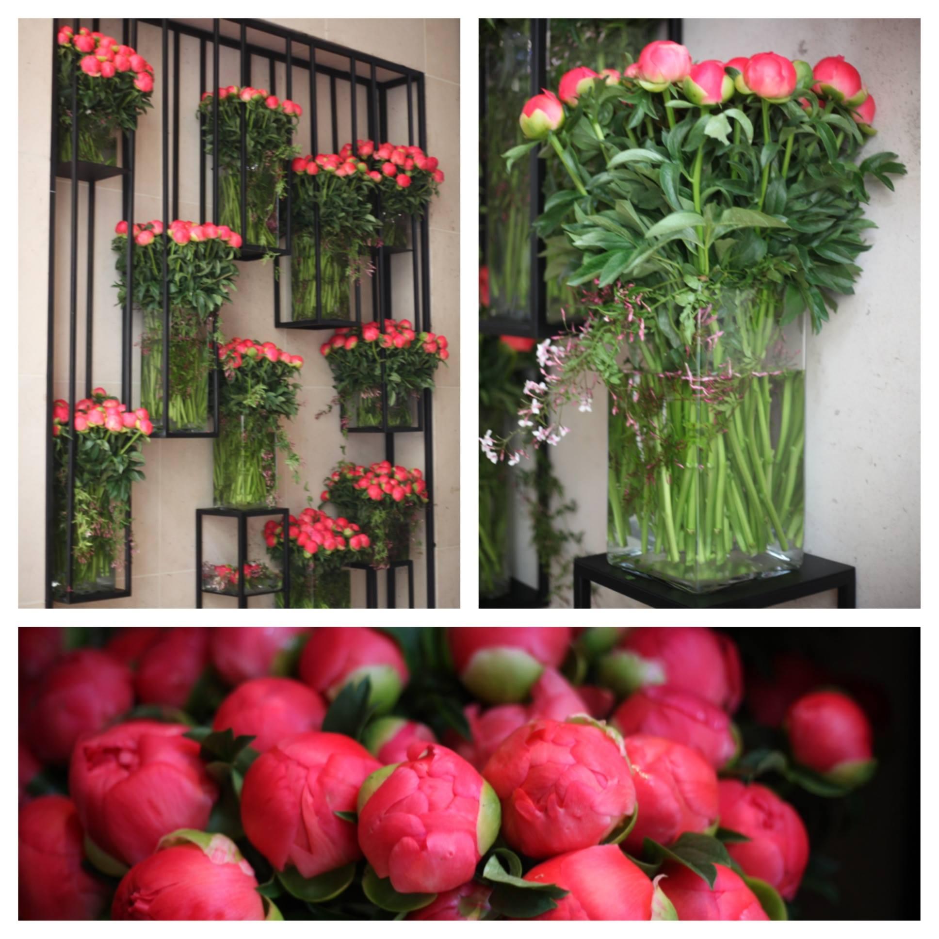 Le printemps s 39 invite au mandarin oriental paris maryo 39 s for Le jardin oriental