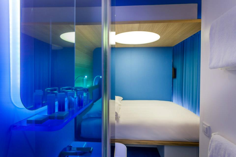 hotel O chambre Cocoon 02
