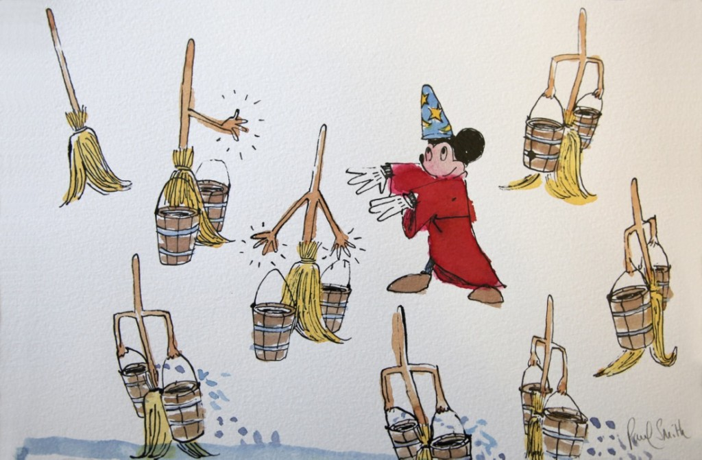 DISNEY LE MAL POUR LE BIEN - Paul Smith -- Fantasia