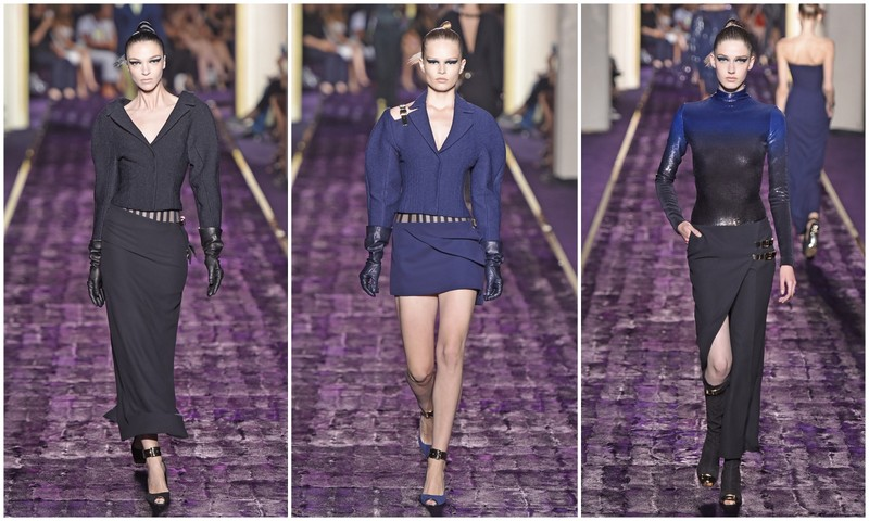 Versace Haute couture Automne Hiver 2014-2015