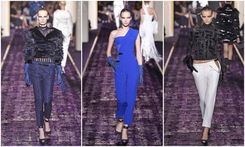 Versace Haute couture Automne Hiver 2014-20151