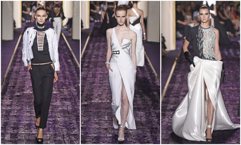 Versace Haute couture Automne Hiver 2014-20153