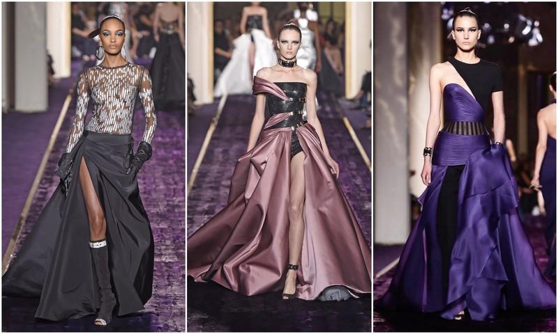 Versace Haute couture Automne Hiver 2014-20154