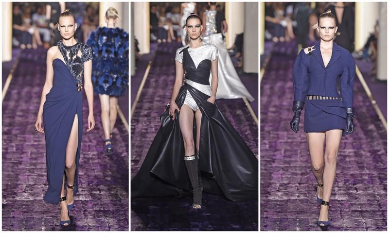 Versace Haute couture Automne Hiver 2014-20156