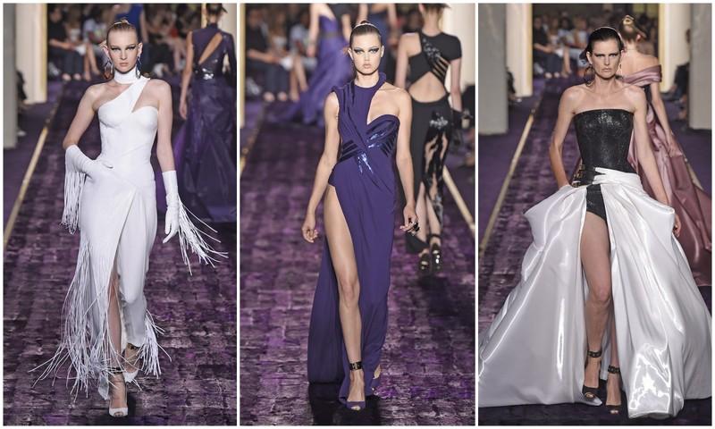 Versace Haute couture Automne Hiver 2014-20157
