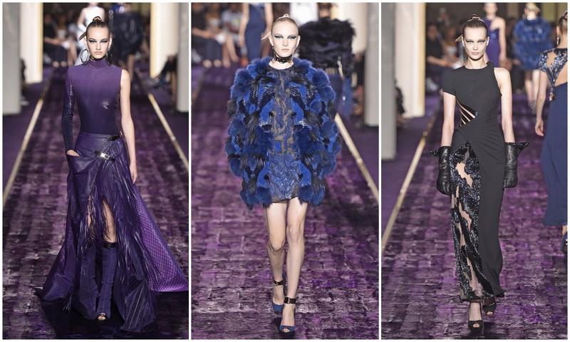 Versace Haute couture Automne Hiver 2014-20159