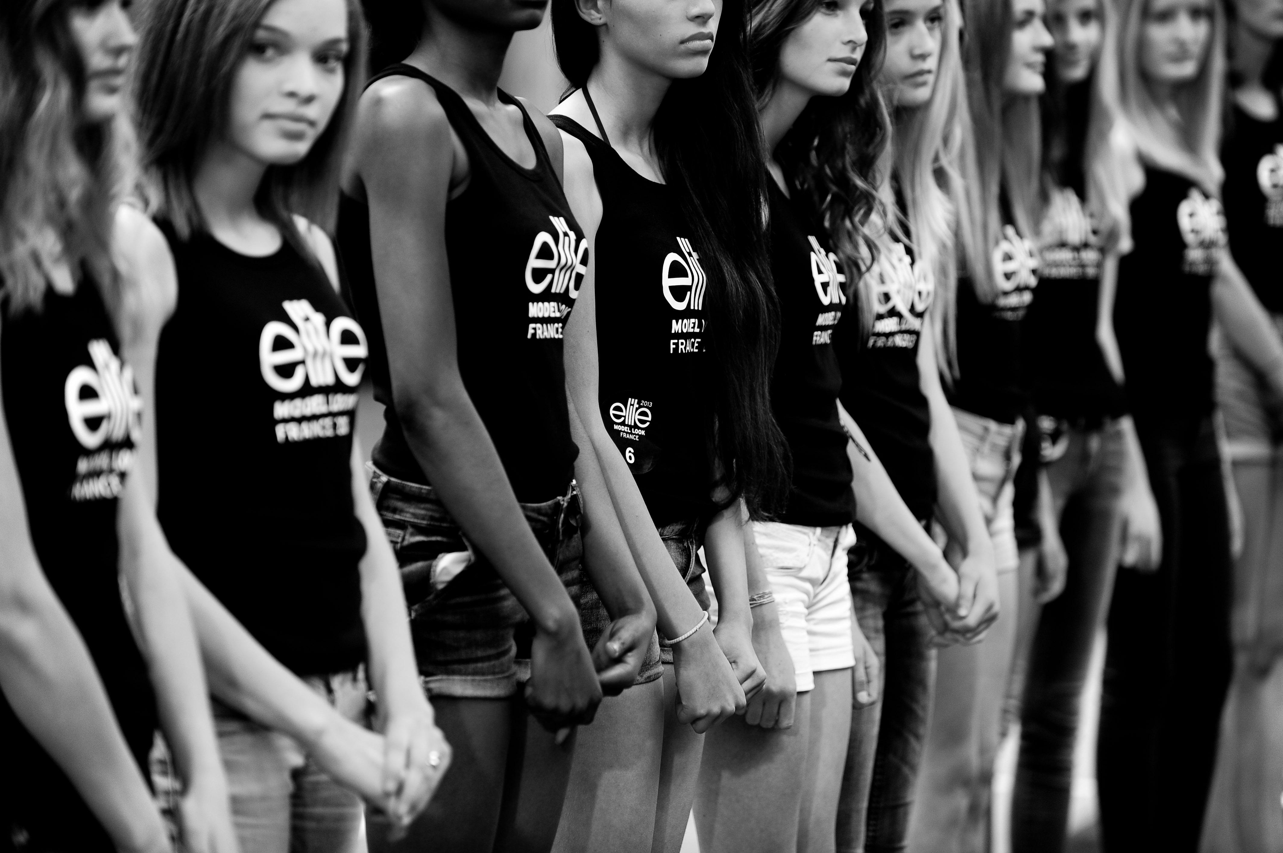 Elite Model Look 2014 - A la recherche des 12 finalistes   Maryo's Bazaar