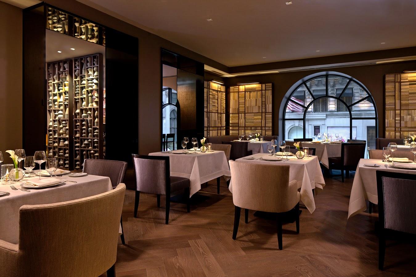 A la d couverte du restaurant clement au peninsula new york maryo 39 s bazaar - Hotel avec cuisine new york ...