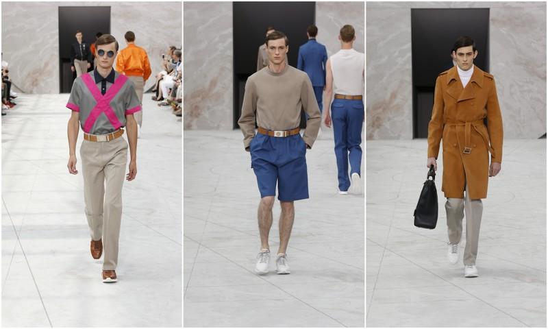 Louis Vuitton Men SS15