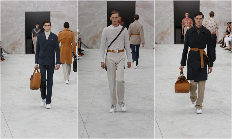 Louis Vuitton Men SS151