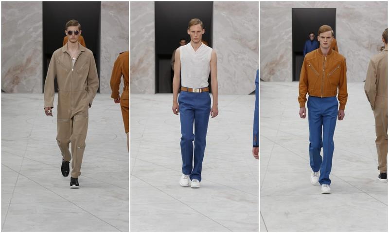 Louis Vuitton Men SS1510