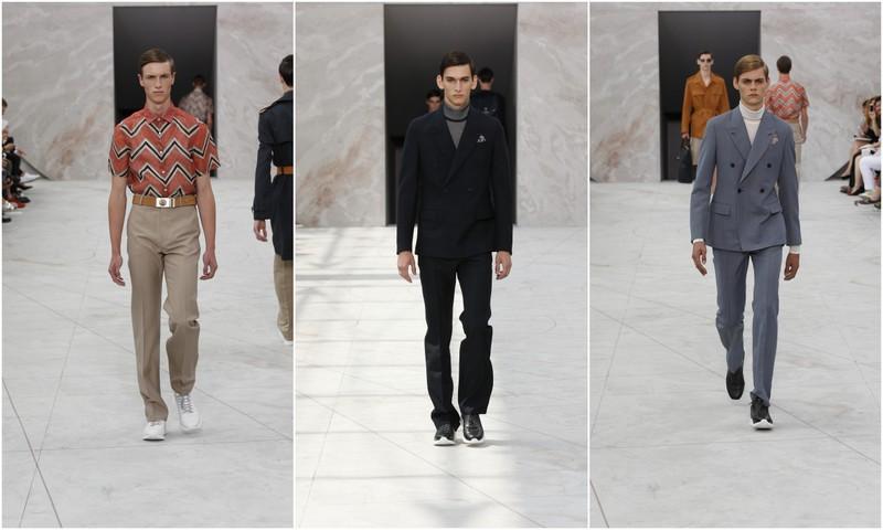 Louis Vuitton Men SS1511
