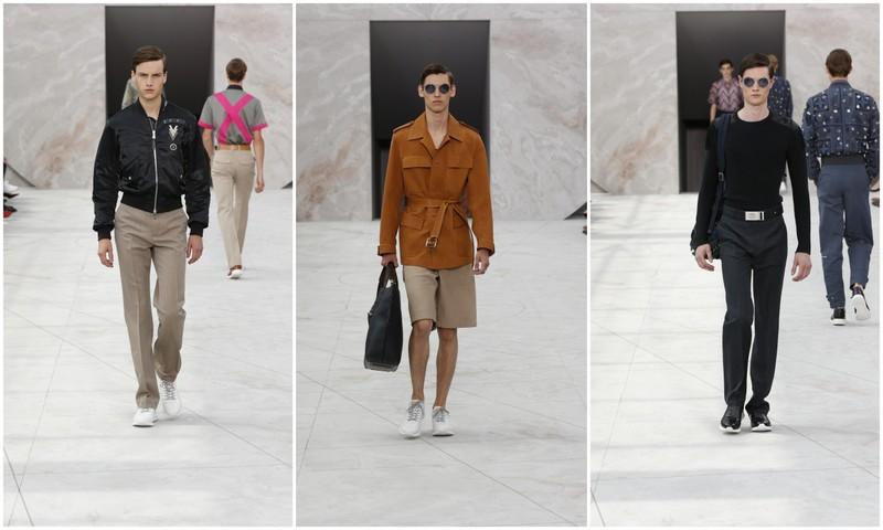 Louis Vuitton Men SS152