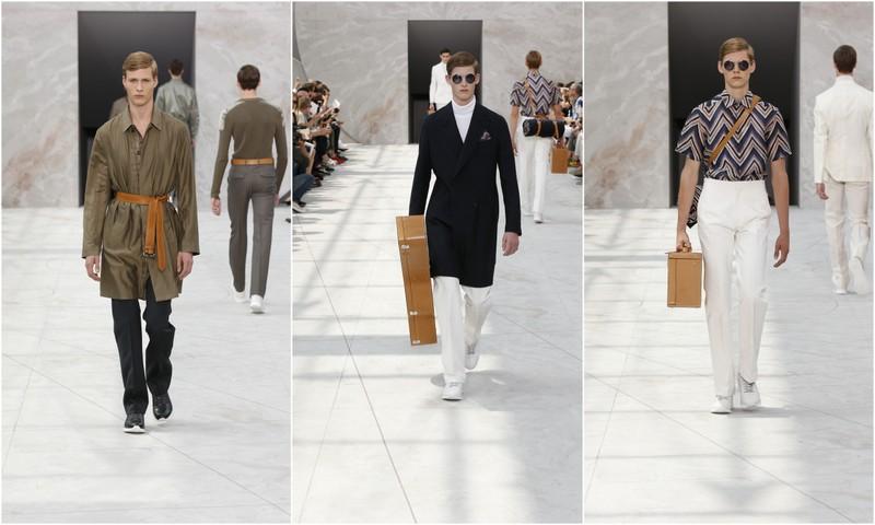 Louis Vuitton Men SS153