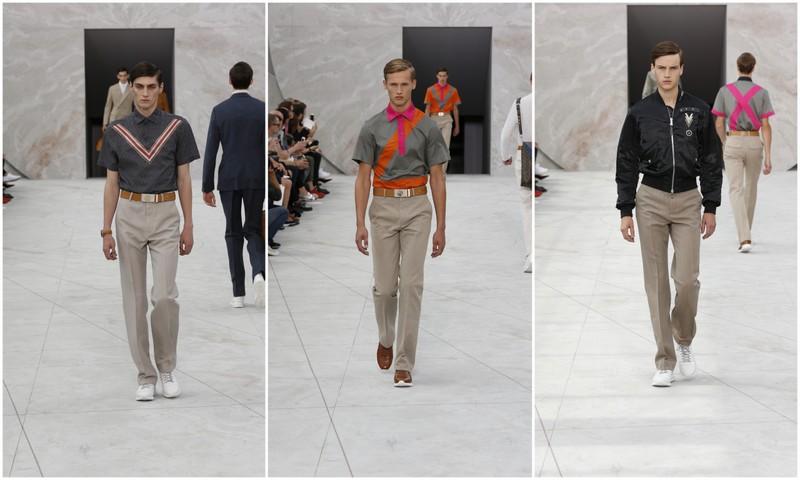 Louis Vuitton Men SS154
