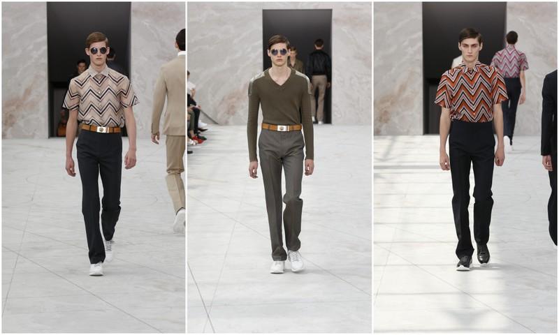 Louis Vuitton Men SS156