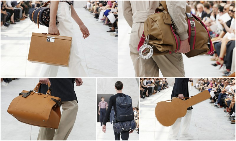 Louis Vuitton Men SS158