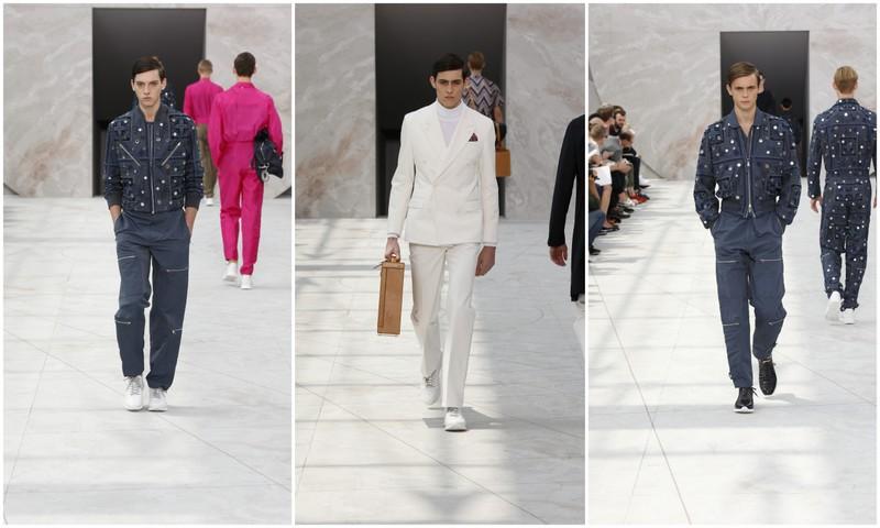 Louis Vuitton Men SS159