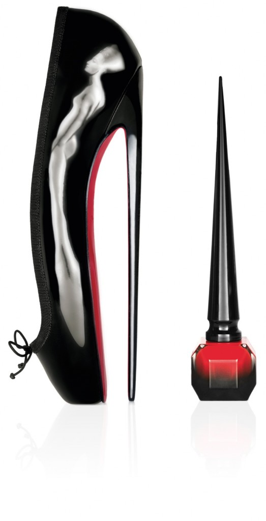 Rouge Louboutin + Lynch Ballerina