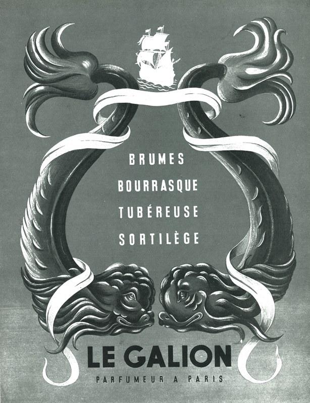 publicité Sea dragons by louis Ferrand