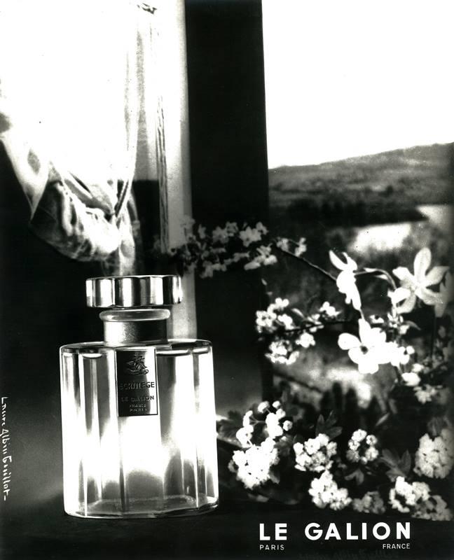 publicité Sortilège par Laure Albin Guillot