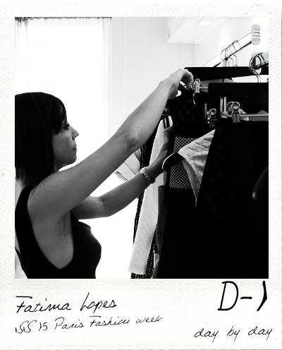 D-1 Fashion show Fatima Lopes