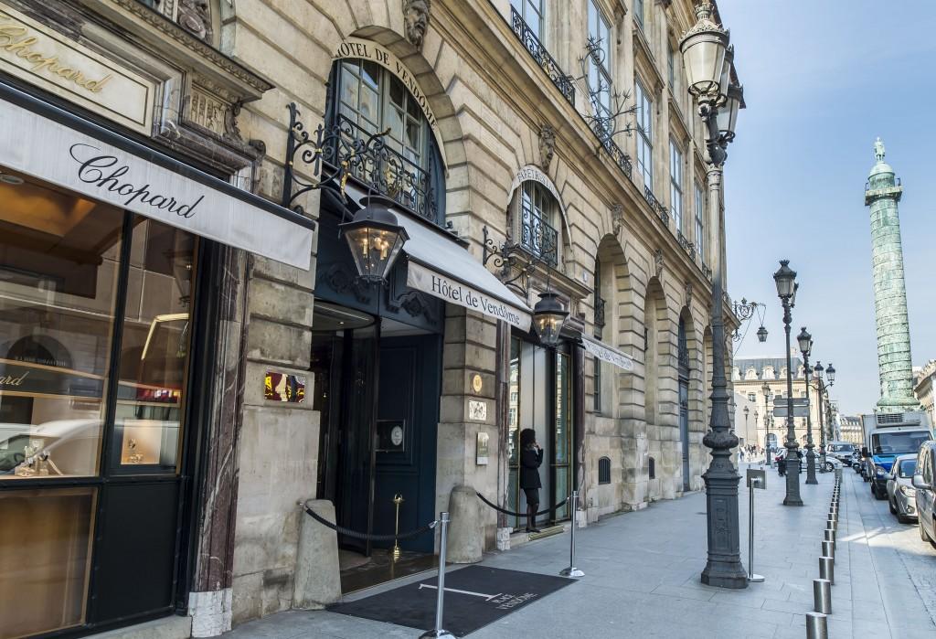 Hôtel de Vendôme - Extérieur (5)