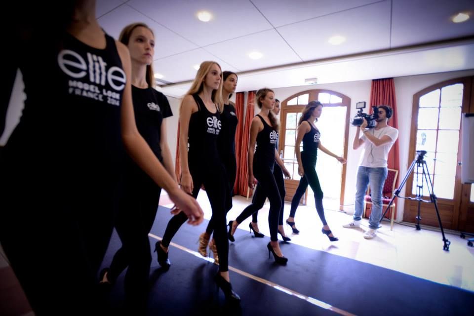 Elite Model Look France finalistes 05 Bootcamp Jour 1
