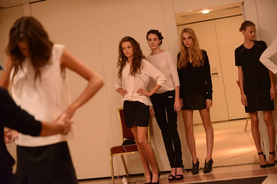 Elite Model Look France finalistes entrainement 03
