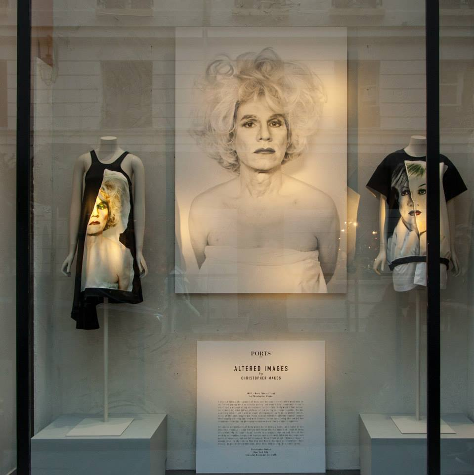 altered images vitrine
