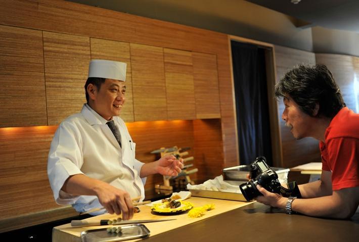 chef hiroshi sasaki