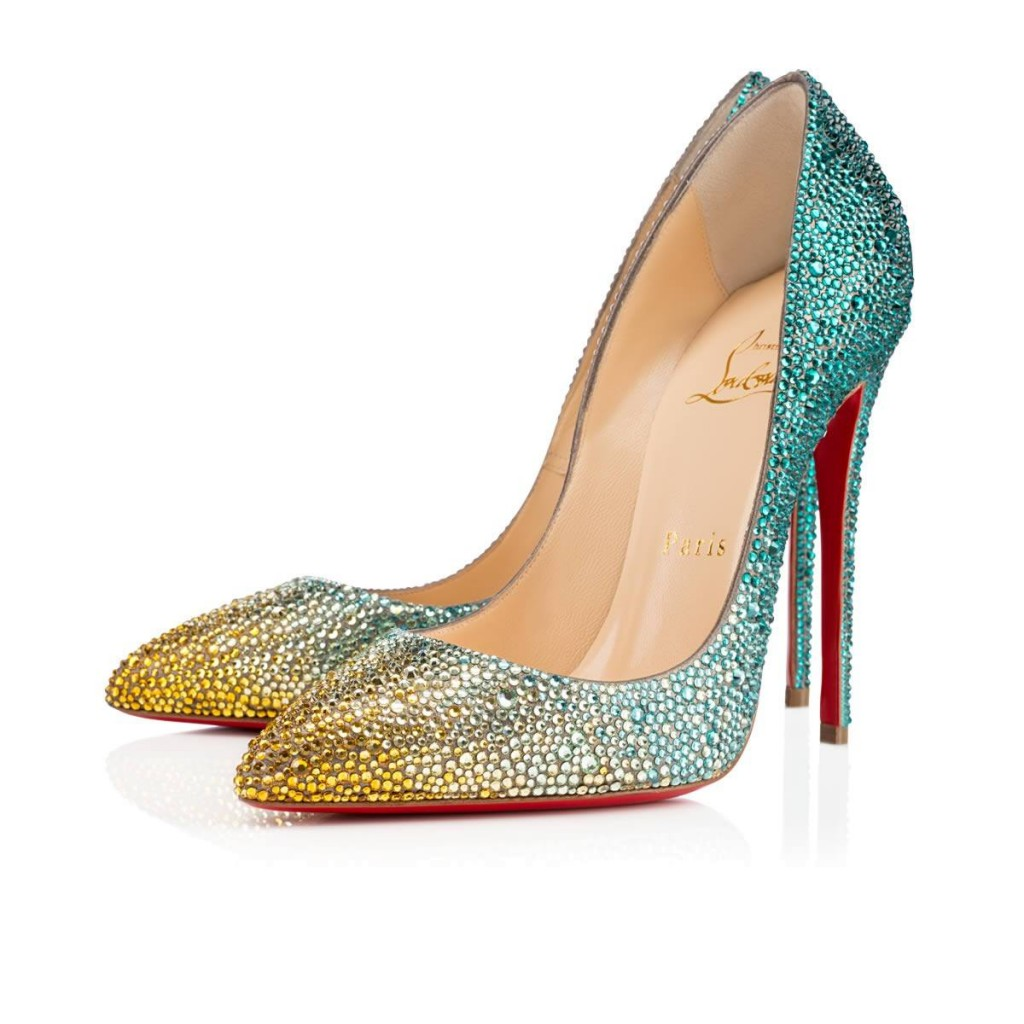 Pigalle Follies in strass
