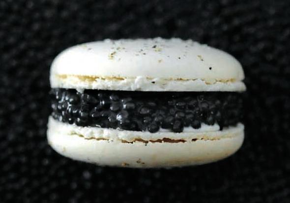 macaron Prunier