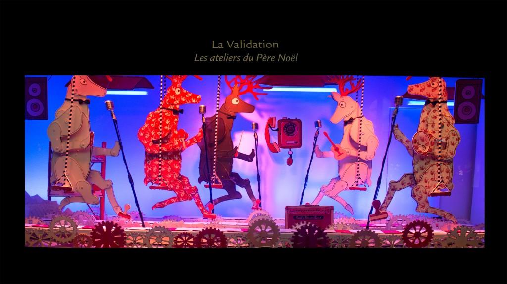 5 - Vitrines Noël Bon Marché 2014