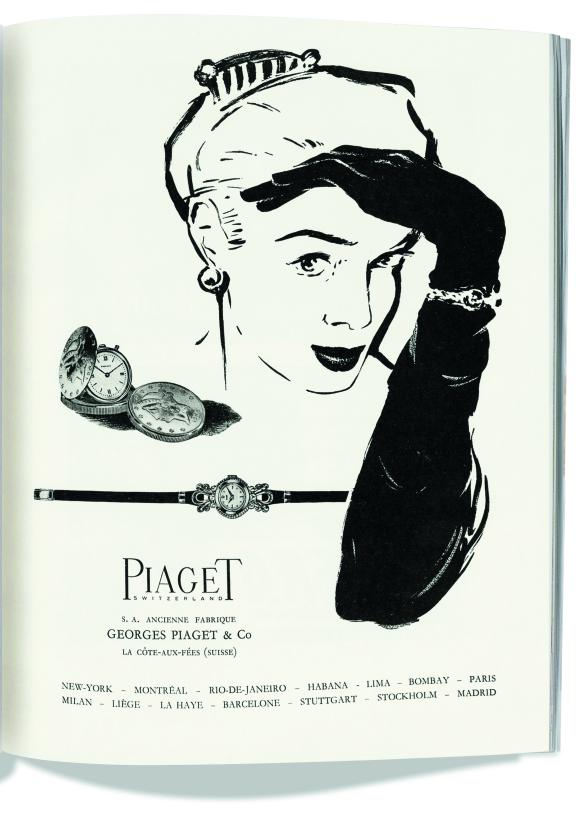 Piaget livre extrait