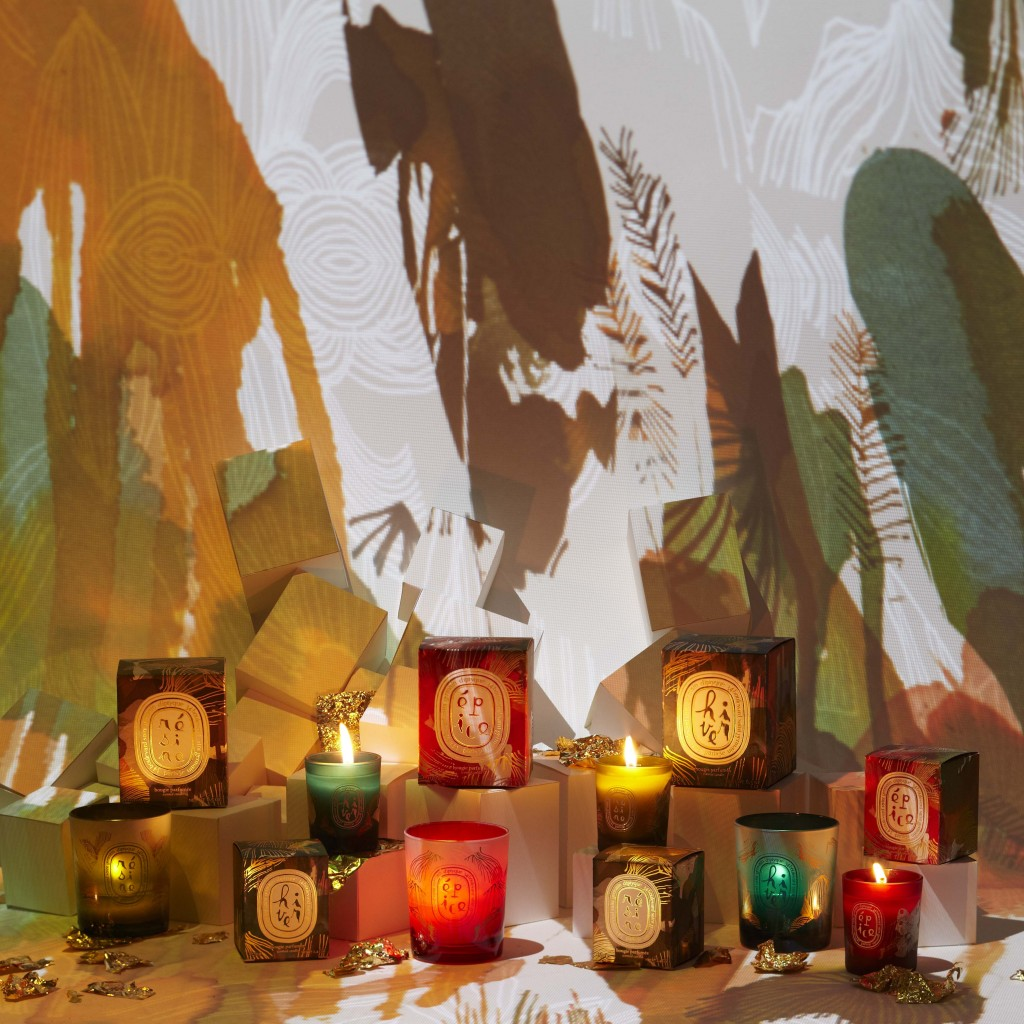 diptyque - winter14_ambiance_collection