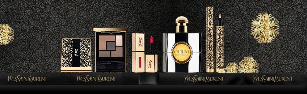 maquillage noel 2018 yves saint laurent Un maquillage de fête avec la collection Wildly Gold d'Yves Saint  maquillage noel 2018 yves saint laurent