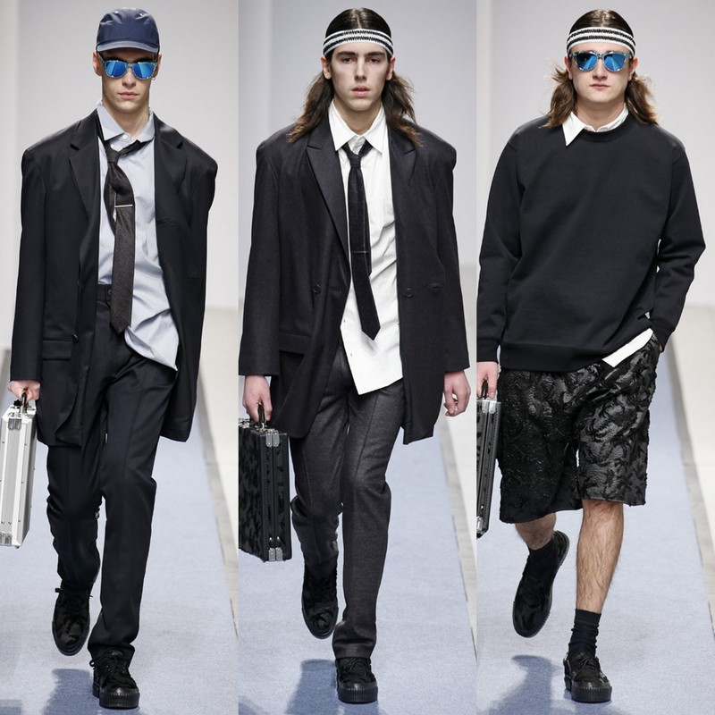 Julien David Hommes AW153