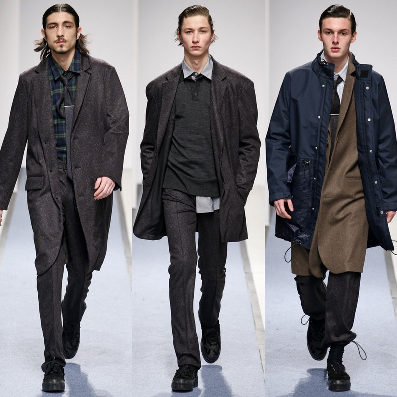 Julien David Hommes AW154
