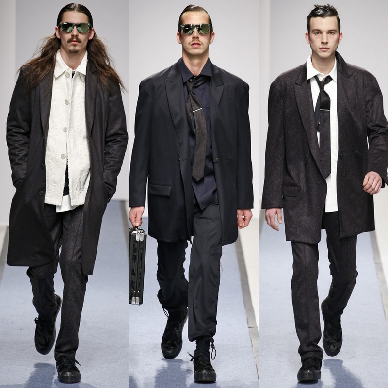 Julien David Hommes AW156