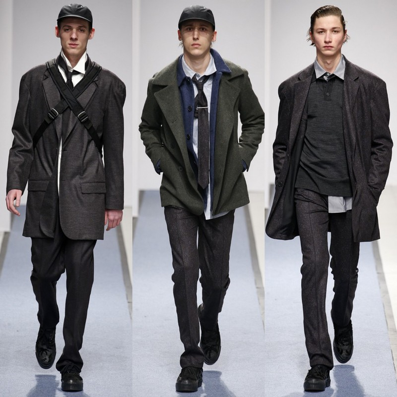 Julien David Hommes AW157