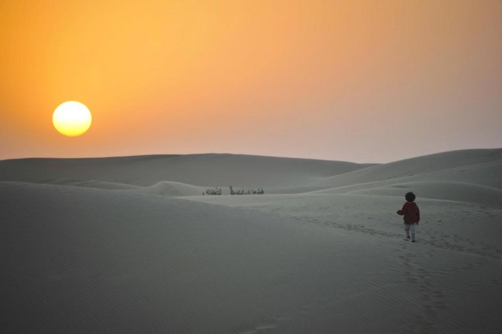 16-sunset-thar-desert-india