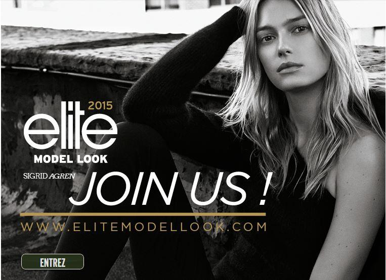 Facebook Elite Model Look