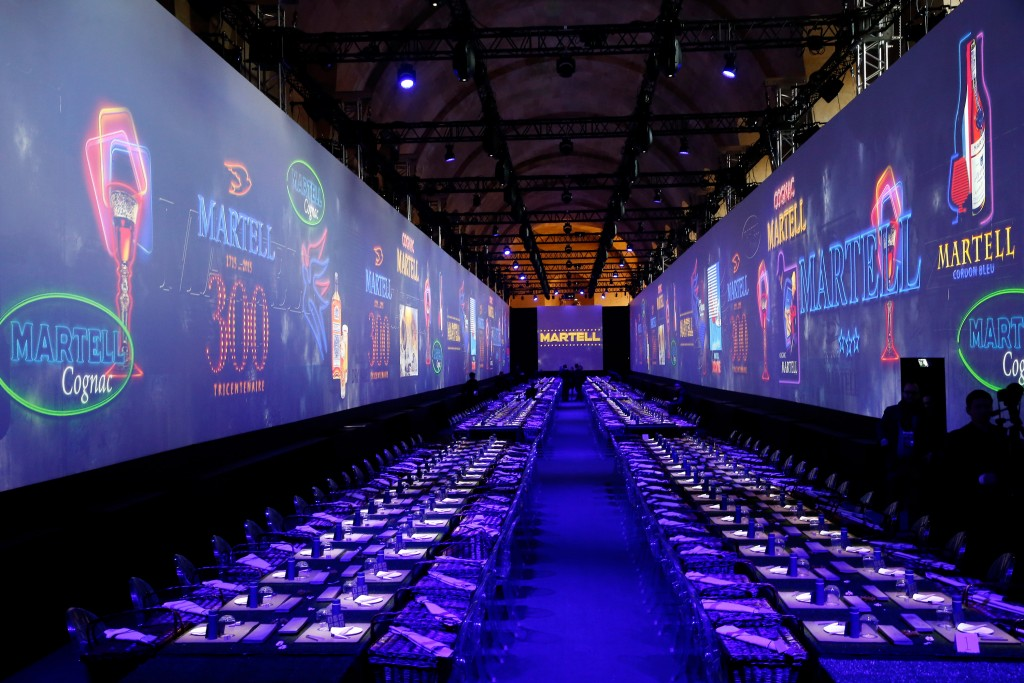 Martell Cognac Celebrates Its 300th Anniversary At The Palace Of Versailles - Dinner By Paul Pairet